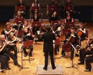 Birmingham Chamber Orchestra: Birmingham Chamber Orchestra, David Quigley picture