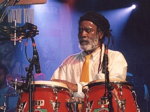 Burning Spear artist photo
