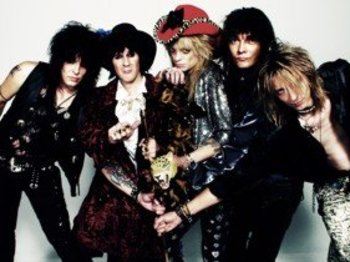 Hanoi Rocks artist photo
