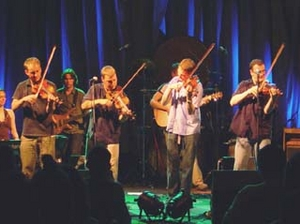 Fiddlers' Bid artist photo