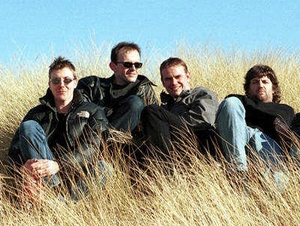 Wolfstone artist photo
