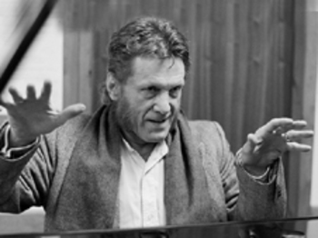 Piano Solo: Keith Tippett picture