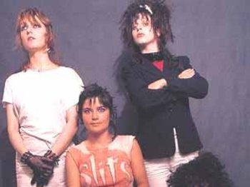 The Slits artist photo