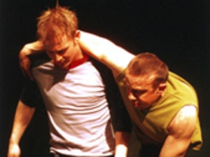 DV8 Physical Theatre artist photo