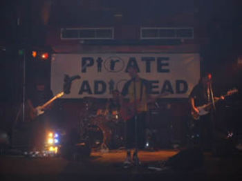 Pirate Radiohead artist photo