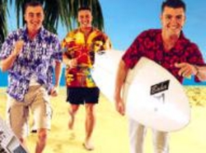 Baha Beach Boys artist photo