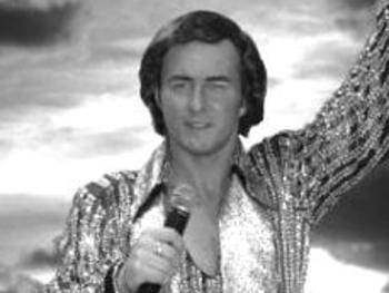 Nick McCullock is Neil Diamond artist photo