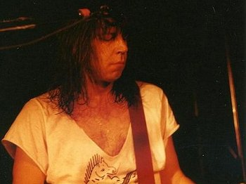 Pat Travers artist photo
