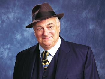 Roy Hudd artist photo