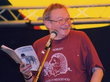 Frodsham Folk Club: Les Barker picture