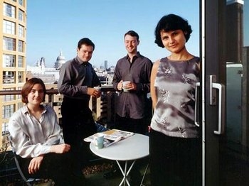 Belcea Quartet artist photo
