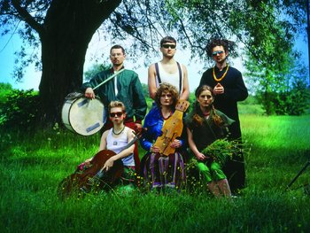 Warsaw Village Band artist photo