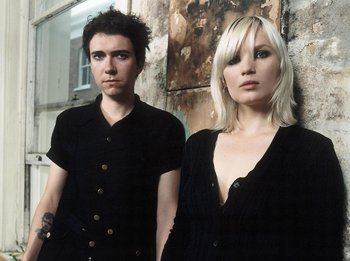 The Raveonettes + Holy Esque picture