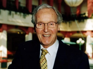 Nicholas Parsons artist photo