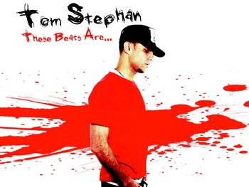 Tom Stephan artist photo