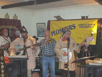 The Plonkers Agricultural Orchestra artist photo