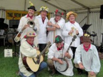 The New Forest Plonkers artist photo