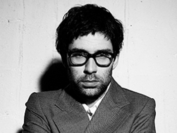 Jamie Lidell artist photo