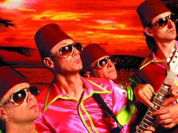 Guilty Pleasures: Bikini Beach Band picture