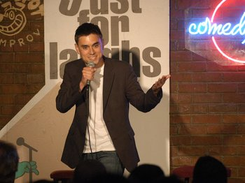 Living The Dream Stand Up Tour 2013: James Mullinger picture