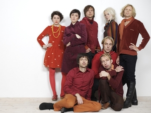 The Concretes artist photo