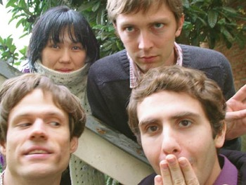 Deerhoof + Buke & Gase picture