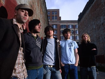 Circa Survive artist photo