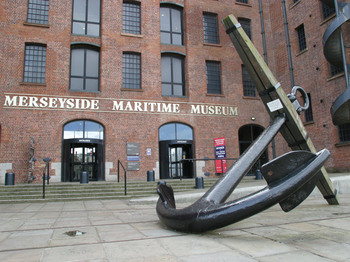 Merseyside Maritime Museum venue photo
