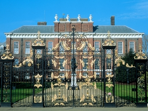 Kensington Palace artist photo