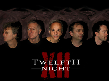 Twelfth Night artist photo