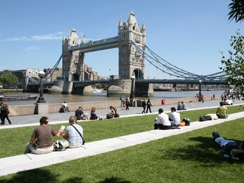 Potters Fields Park venue photo