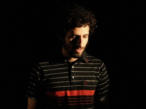 Jose Gonzalez artist photo