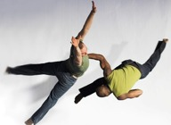 Motionhouse Dance Theatre artist photo