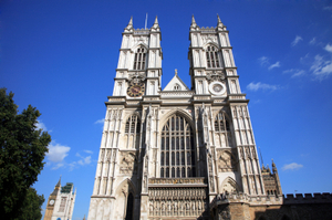Westminster Abbey artist photo