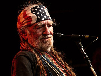 Willie Nelson artist photo