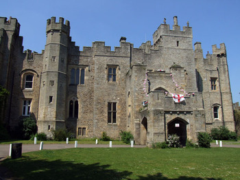 Witton Castle venue photo
