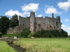 Laugharne Castle photo