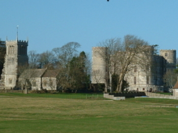 Lulworth Castle venue photo
