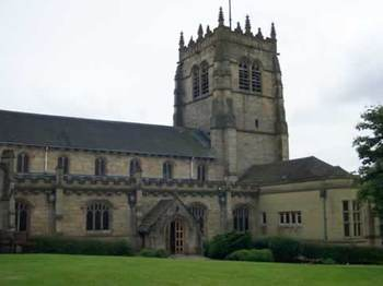 Bradford Cathedral venue photo