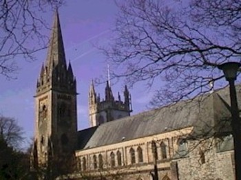 Llandaff Cathedral venue photo
