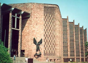 Coventry Cathedral venue photo