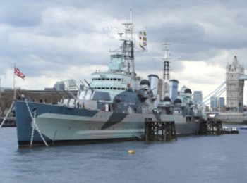 HMS Belfast venue photo