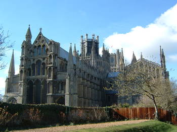 Ely Cathedral venue photo