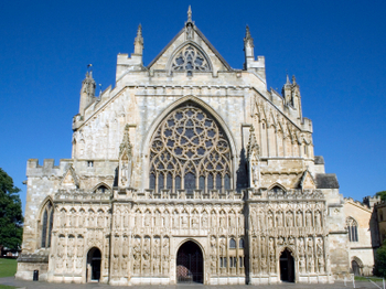 Exeter Cathedral venue photo