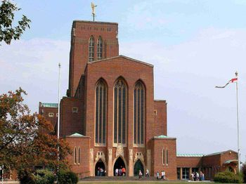 Guildford Cathedral venue photo