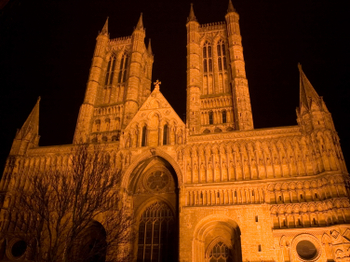 Lincoln Cathedral venue photo