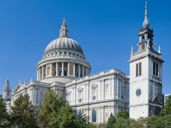 St Paul's Cathedral venue photo