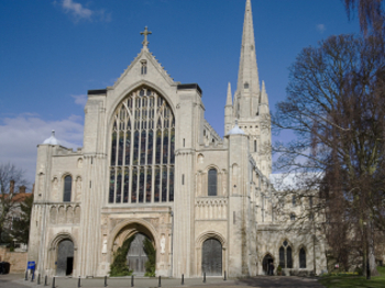 Norwich Cathedral venue photo