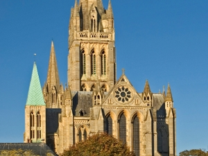 Truro Cathedral artist photo