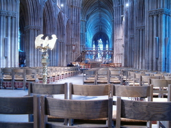 Lichfield Cathedral venue photo